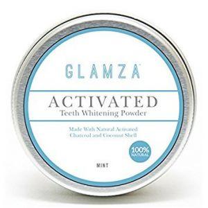 Glamza Poudre de blanchiment saveur Menthe