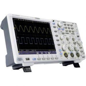 Voltcraft Oscilloscope numérique DSO-6102WIFI 100 MHz 1 Géch/s 40000 kpts 8 bits 2 canaux