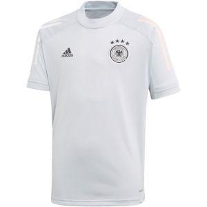 Adidas Maillot - Allemagne tr jsy 20 - Gris Junior 10 ANS
