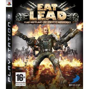 Eat Lead : The Return of Matt Hazard [PS3]