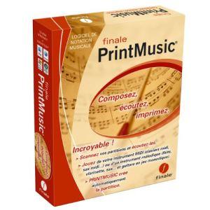 Print Music 2009 [Mac OS, Windows]