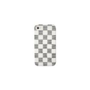 Puro IPC4DAMAWHI - Coque de protection pour iPhone 4