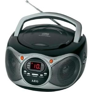 AEG SR 4351 CD - Poste radio CD portable