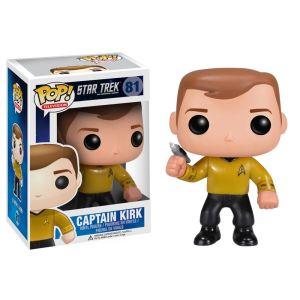 Funko Figurine Pop! Star Trek Captain Kirk