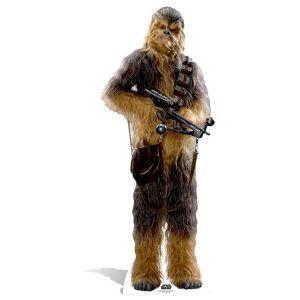 Figurine géante en carton Chewbacca EP7 Star Wars