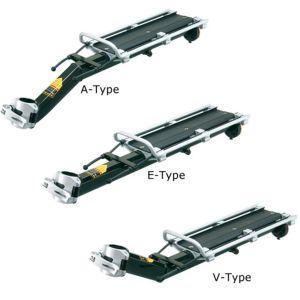 Topeak Porte-Bagage MTX BeamRack - A Type (cadre small)