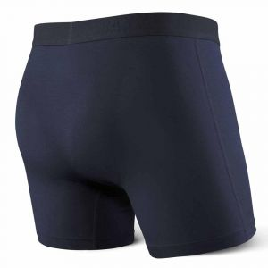 Saxx Underwear Vêtements intérieurs Vibe Boxer Modern Fit - Navy - Taille L