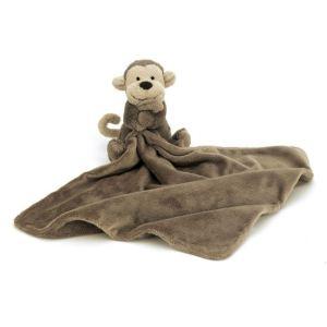 Jellycat Doudou Bashful - Singe 33 cm