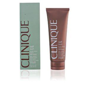Clinique Self sun - Gel-crème teinté auto-bronzant pour le corps teinte claire à moyenne