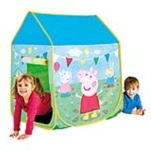 Worlds Apart Tente de jeux Peppa Pig