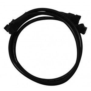 Lumihome RGB_RCR50 Lot de 2 rallonges filaires 40CM avec connecteur 4 Pin. (emballage sachet plastique)