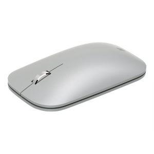 Microsoft Surface Mobile Mouse - Souris - optique - 3 boutons - sans fil - Bluetooth 4.2 - noir