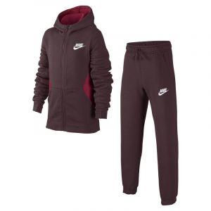 Nike Survêtement Sportswear Garçon plus âgé Noir - Taille XS
