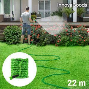 Innova Goods Tuyau d'Arrosage Extensible 22 m InnovaGoods