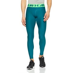Under Armour Under Armour UA HG Armour 2.0 Legging Homme, Tourmaline Teal, Large