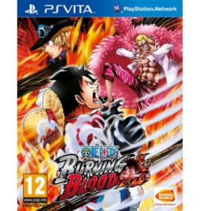 One Piece Burning Blood [PS Vita]