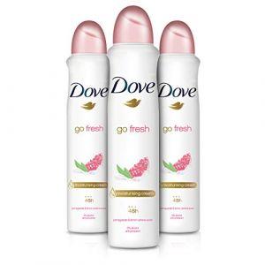 Dove Go Fresh - Déodorant spray Grenade et Citron 250 ml