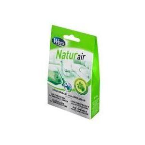 Wpro GRA002 - Désodorisant eucalyptus anti acariens pour aspirateur