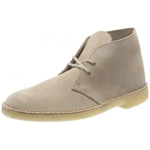 Clarks Originals Desert Boot M - Bottines et boots Homme, Beige