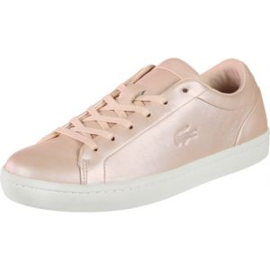 Lacoste Chaussures Straightset 119 1 Rose - Taille 36,37,38,39,40,41