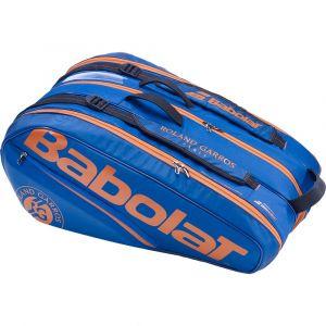 Babolat Sac de Tennis Pure 12 Roland garros Bleu