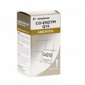 Arkopharma Arkovital Coenzyme Q10 - 45 gélules
