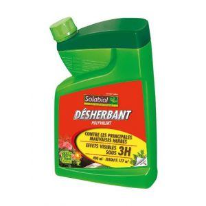 Solabiol Désherbant polyvalent concentré 400 ml
