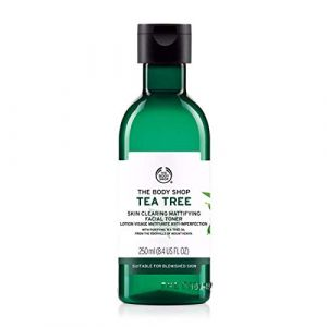 The Body Shop Tonique purifiant matifiant Tea Tree 250 ml