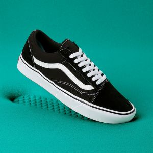 Vans Chaussures Comfycush Old Skool ((classic) Black) Homme Noir, Taille 36