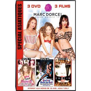 DVD - réservé Coffret Asiatiques
