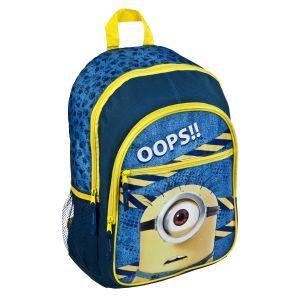 Undercover Le sac à dos d'école Minions