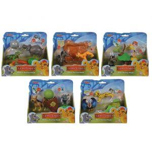 Simba Toys Coffret duel + 2 figurines La garde du Roi Lion