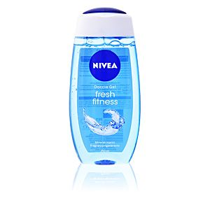 Nivea Doccia Gel Fresh Fitness - 250 ml