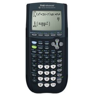Texas instruments TI-82 Advanced - Calculatrice graphique avec mode examen intégré