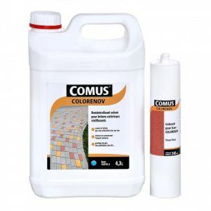 Comus COLORENOV - Reminéralisant coloré Béton Gris Anthracite 4.54 Litre(s)