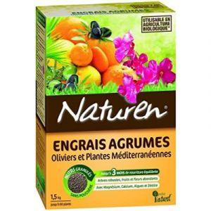 Naturen engrais agrumes et plantes méditéranéennes 1.5 kg