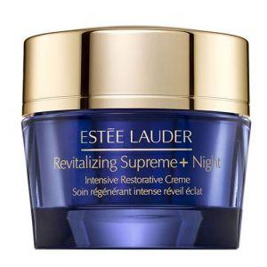 Estée Lauder Revitalizing Supreme+ Night - Crème de Nuit (Soin Régénérant Intense Réveil Éclat) - 50 ml