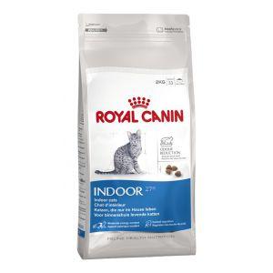 Royal Canin Indoor27 croquettes pour chat d'intérieur sac 400 g + 400 g offerts