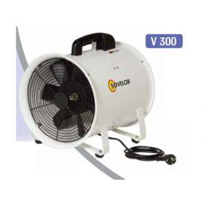 Sovelor V300 - Ventilateur extracteur hélicoide