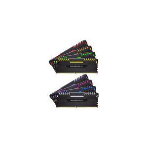 Corsair CMR128GX4M8X3800C19 - Vengeance RGB Series 128 Go (8x 16 Go) DDR4 3800 MHz CL19