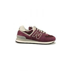 New Balance Baskets basses WL574 rouge - Taille 40