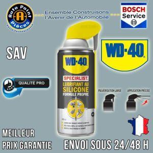 WD-40 10038 - Lubrifiant silicone 400ml