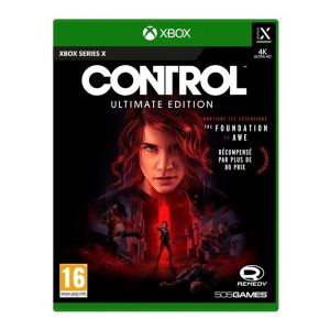 Control Ultimate Edition (Xbox One/Xbox Series X) [XBOX One, Xbox Series X|S]