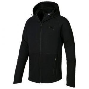 Puma Evostripe Move Hooded Jacket Sweat à Capuche Homme, Black, L