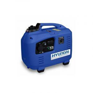 Hyundai Groupe électrogène essence Inverter 2000 W 1700 W - démarrage manuel avec lanceur HG2000I-B