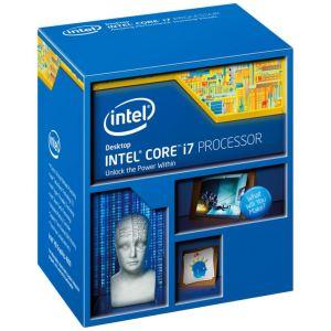Intel Core i7-4770K Haswell (3,5 GHz) - Socket LGA1150