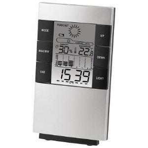 Hama 87682 - Thermomètre/hygromètre TH-200 LCD