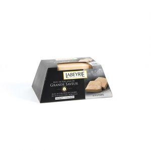 Labeyrie Foie gras de canard du Sud Ouest avec morceaux de monzabi