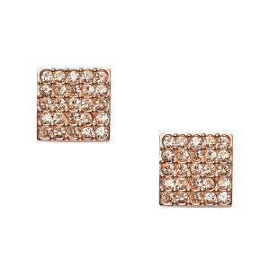 Fossil Bijoux Femme Vintage Motifs Boucles d'oreilles JF01831791