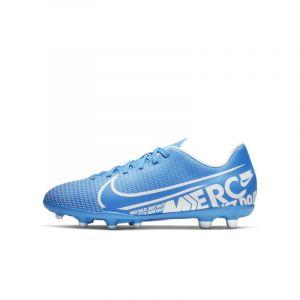 Nike Chaussures DE Football PUOR Garcon Bleu Clair AT8161414